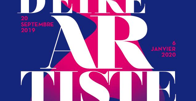 Du 20 septembre au 06 janvier 2020, le Palais des Beaux-Arts de Lille présente l'exposition Le rêve d'être artiste