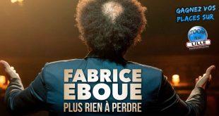 Gagnez vos places pour le spectacle de Fabrice Eboué au Théâtre Sébastopol de Lille