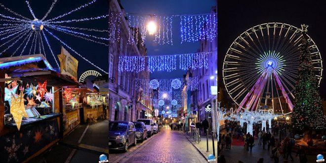 Fêtes de fin d'année à Lille du 22 novembre 2019 au 12 janvier 2020