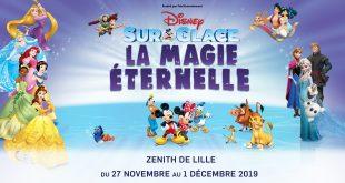 Disney sur Glace revient au Zénith de Lille pour un nouveau spectacle !