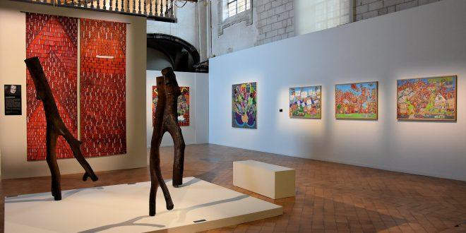 lille3000 – Eldorado : Jusqu'au 19 janvier 2020, le Musée de l'Hospice Comtesse de Lille propose l'exposition Itinéraires Singuliers