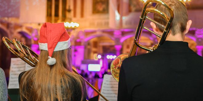 Noël en musique du 30 novembre 2019 au 04 janvier 2020