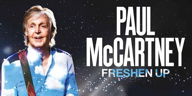 Paul McCartney en concert au Stade Pierre Mauroy le samedi 23 mai 2020