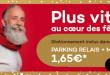 ilévia se met aux couleurs de Noël (magiciens, Père Noël…) et renforce son offre de transports (bus, métro & tram)