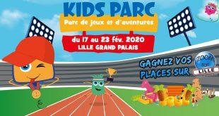 Gagnez vos invitations pour Kids Parc 2020 à Lille Grand Palais