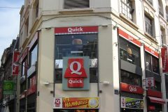Quick Lille - Rue de Béthune