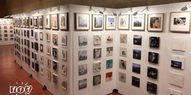Du 15 au 20 septembre 2020, l'association « Les 111 des Arts » de Lille organise une expo-vente d'œuvres d'art au profit de la recherche sur les cancers pédiatriques