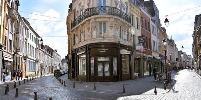 [Soldes] Piétonisation du centre-ville de Lille ce samedi 23 janvier 2021 de 10h à 17h30