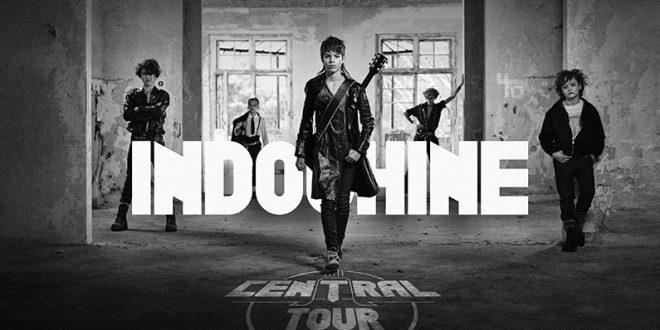 [Central Tour] Le groupe Indochine offre des places de concert pour les personnes en « première ligne »lors du confinement