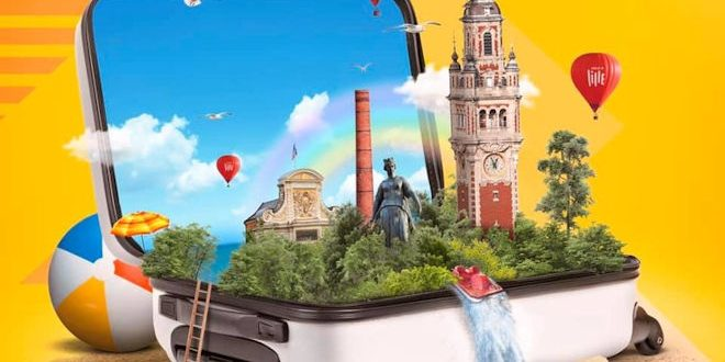 Cet été, la ville de Lille propose de nombreuses activités culturelles et sportives