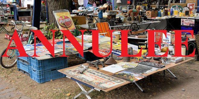 La Braderie de Lille 2020 est annulée