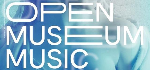 Du 15 juillet 2020 au 11 janvier 2021, Open Museum Music au Palais des Beaux-Arts de Lille