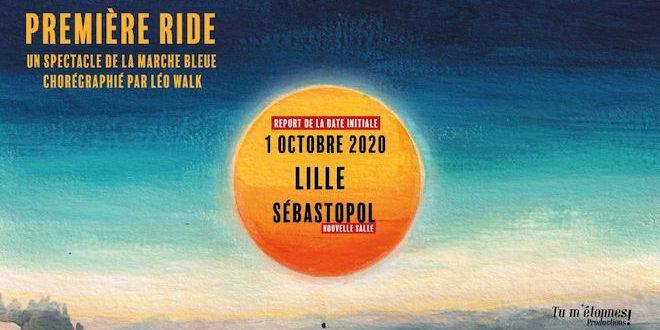 Le Théâtre Sébastopol de Lille accueillera le spectacle « Première Ride » le jeudi 01 octobre 2020