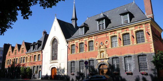 [Monument Lillois – 26] L'Hospice Gantois