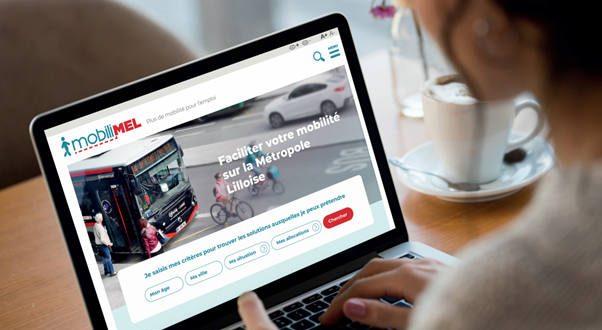 La MEL lance MobiliMel.fr, une plateforme d'informations pour faciliter les mobilités des personnes en situation d'insertion socio-professionnelle