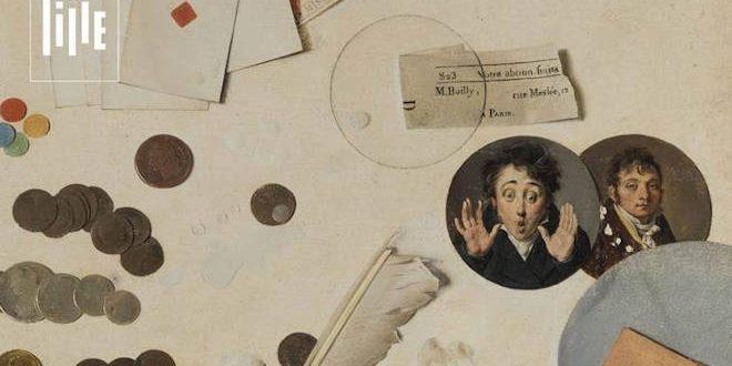 Vendredi 29 janvier 2021 à 12h30, le Palais des Beaux-Arts de Lille organise une conférence en ligne « Louis-Léopold Boilly, peintre inclassable »