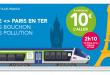 A partir du 16 janvier 2021, liaison TER entre Lille et Paris les week-ends et les jours fériés
