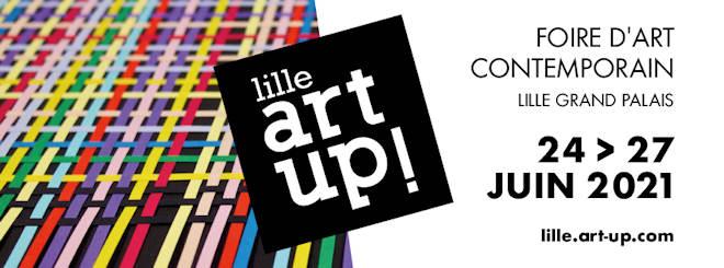 Du 24 au 27 juin 2021, la Cohle Gallery exposera à Lille Art Up !