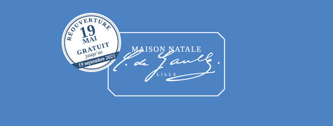 Après plusieurs mois de travaux, la Maison Natale Charles de Gaulle ouvre ses portes à partir du 19 mai 2021