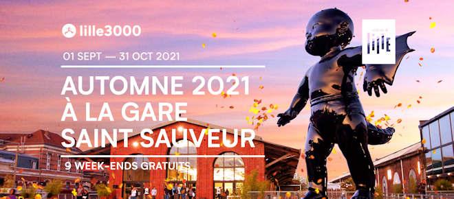 Du 17 au 19 septembre 2021, Carte blanche de la Cie Contour progressif à la Gare Saint Sauveur