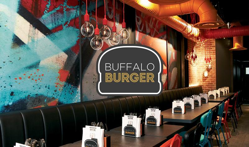 Buffalo Burger ouvre son premier restaurant à Lille - Zoom Sur Lille