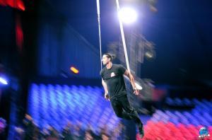Répétitions Cirque Arlette Gruss 2018 - 12