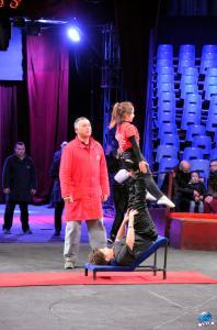Répétitions Cirque Arlette Gruss 2018 - 13