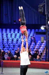 Répétitions Cirque Arlette Gruss 2018 - 22