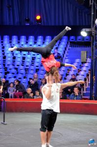 Répétitions Cirque Arlette Gruss 2018 - 23