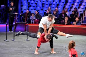 Répétitions Cirque Arlette Gruss 2018 - 24