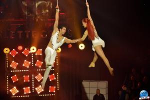 Cirque Arlette Gruss - Villeneuve d'Ascq - 2019