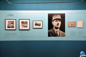 Charles de Gaulle - Sous l'oeil des photographes