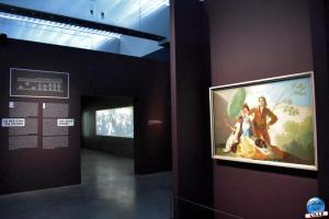 Exposition Expérience Goya