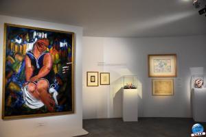Exposition Raoul Dufy