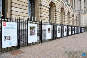 """Exposition """"Le Regard d'Hélène"""" dans la ville - 01"""