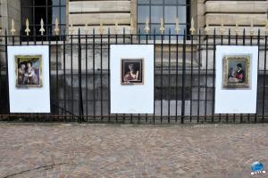 """Exposition """"Le Regard d'Hélène"""" dans la ville - 02"""