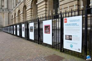 """Exposition """"Le Regard d'Hélène"""" dans la ville - 06"""