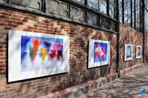 Exposition Le Regard d'Hélène dans la ville