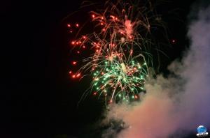 Feu d'Artifice - Foire aux Manèges 2018