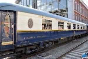 Journées du Patrimoine 2021 - L'Orient Express