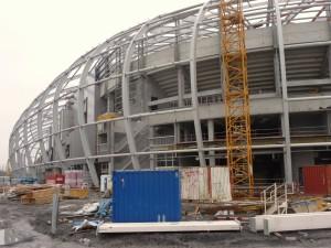 Travaux Grand Stade Lille