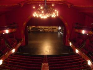 Coulisses Théâtre Sébastopol
