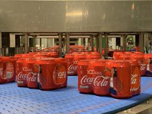 Visite de l'usine Coca-Cola Socx