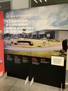La plus grande unité de production en France
