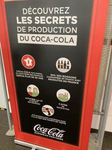Les secrets de production du Coca-Cola