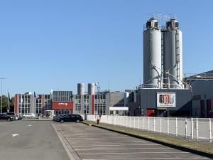 Visite de l'usine Coca-Cola de Socx (Dunkerque)